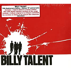 Billy Talent � Billy Talent (2 CD)