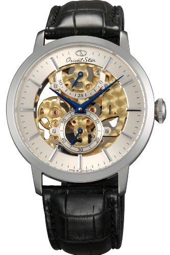 [オリエント]ORIENT 腕時計 ORIENTSTAR オリエントスター Vintage Skeleton LE フルスケルトン 手巻き 【数量限定】 WZ0021DX メンズ