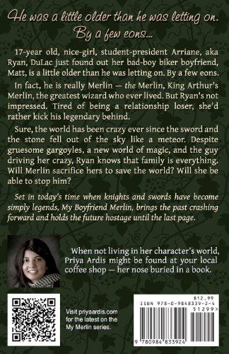 My Boyfriend Merlin: Book 1, My Merlin Series: Volume 1