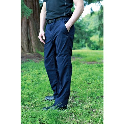 Craghoppers Mens Kiwi Winter Lined Trousers / Pants