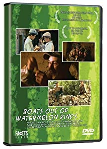 Boats out of Watermelon Rinds