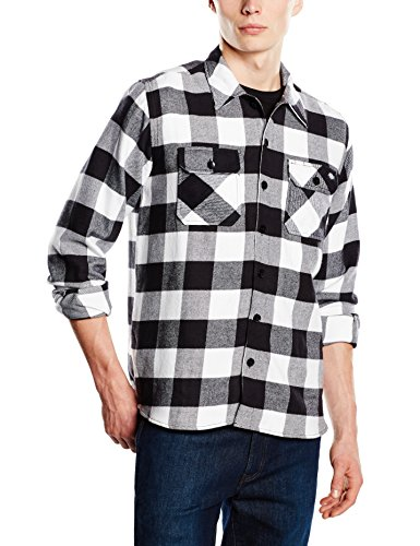 Dickies - Sacramento, Camicia da uomo, nero (black), XL