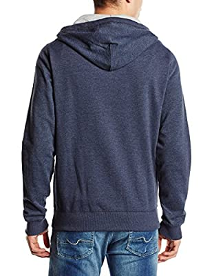 Hilfiger Denim Men's Original ZIPTHRU Long Sleeve Hoodie