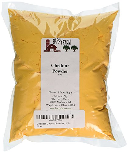 Cheddar Cheese Powder, 1 lb. (Cheese Spray Can compare prices)