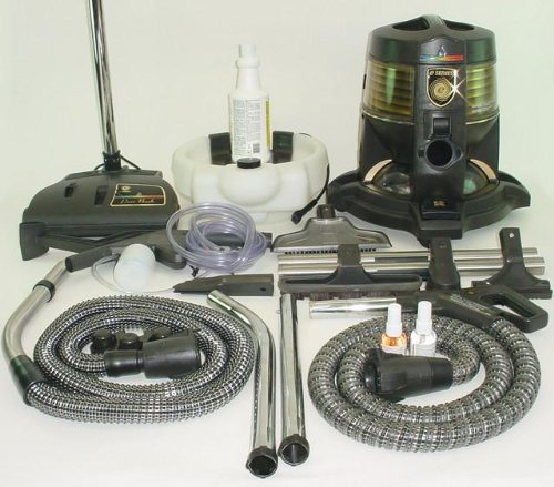 Rainbow Rexair E Series Canister Vacuum Wet Dry