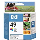 (US) HP49 Tri Color Cartridge HP49 Tri Color Cartridge