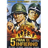 Five Into Hell ( Cinque (5) per l'inferno ) ( Five for Hell )by Gianni Garko