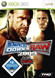 XBOX-360 WWE Smackdown vs. Raw 2009