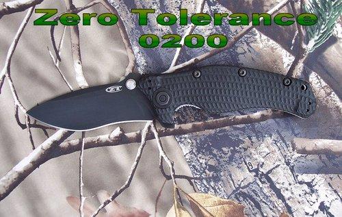 Zero Tolerance ZT0200