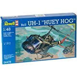 """Revell 1:48 Scale Bell Uh-1 """"Huey Hog"""""""