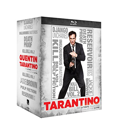 Quentin Tarantino: The Ultimate Collection (Amazon Exclusive) [Blu-ray]