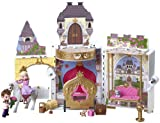 Bandai Keytweens Princess World Castle Princess Theme Playset