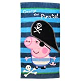 Character World Peppa George Pirate Towelby Character World