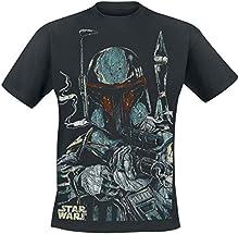 Comprar Bravado Star Wars - Boba Fett Sketch - Camiseta Hombre