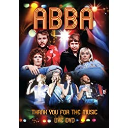 ABBA Thank You For The Music Live