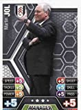 Match Attax 2013/2014 Martin Jol Fulham 13/14 Manager