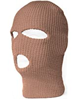 Face Ski Mask 3 Hole (More Colors)