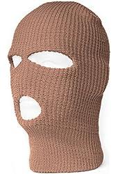 Face Ski Mask 3 Hole (More Colors)