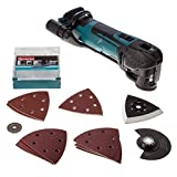 Makita DTM51ZJX7 18 V Multi-Tool Cordless with Accessories in
