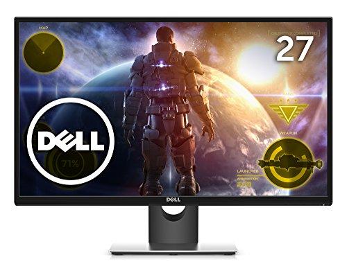 Dell ディスプレイ モニター SE2717H 27インチ/IPS非光沢/6ms/FreeSync/HDMI,VGA/3年間保証