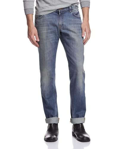 Dolce & Gabbana Men's Straight Leg Jean