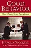 img - for Good Behavior: Being a Study of Certain Types of Civility book / textbook / text book