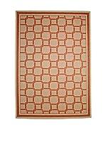 Tapis a Porter Alfombra Casa Sisal Crema/Tierra 110 x 170 cm