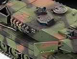 Revell-Modellbausatz-03180-Leopard-2-A6M-im-Mastab-172