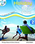 High five on holiday. Student book. C...
