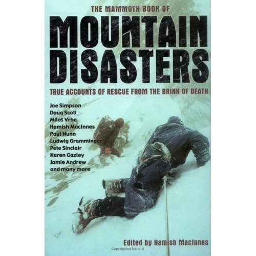 The Mammoth Book of Mountain Disasters