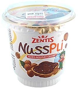 Zentis Nusspli - Nuts - Nougat Cream ( 400 g )