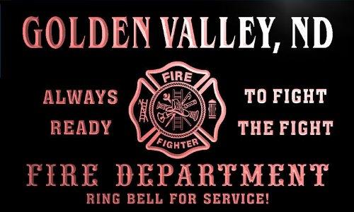 qy62620-r-fire-dept-golden-valley-nd-north-dakota-firefighter-neon-sign
