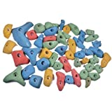 Sahas Mix Wall/Rock Climbing Holds (Pack of 20)