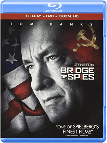 Blu-ray : Bridge of Spies (With DVD, Dubbed, Widescreen, Dolby, AC-3)