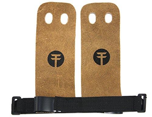 TrainedTo - Guanti Paracalli per CrossFit, Ginnastica e Fitness - Proteggi le Tue Mani da Ferite e Lesioni