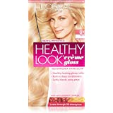 3 Pk, L'Oreal Paris Healthy Look Creme Gloss, Blonde / White Chocolate #8 1/2