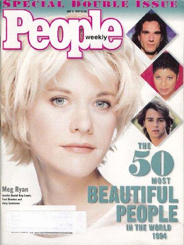 People Beautiful Meg Ryan Daniel Day-Lewis 5/4 1994