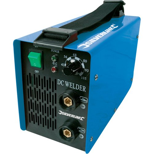 Silverline 387669 105 Amp Inverter Arc Welding Machine