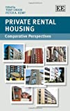 img - for Private Rental Housing: Comparative Perspectives book / textbook / text book