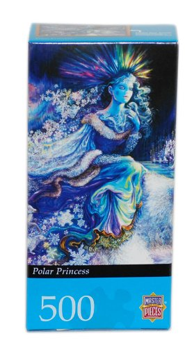 Masterpieces Polar Princess 500 Piece Puzzle - 1