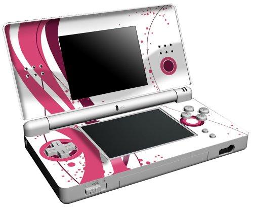 Wrapstar: Fantasy Pink Skin (Nintendo DS Lite)