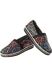 Women's Aztec Summer Espadrille Shoes