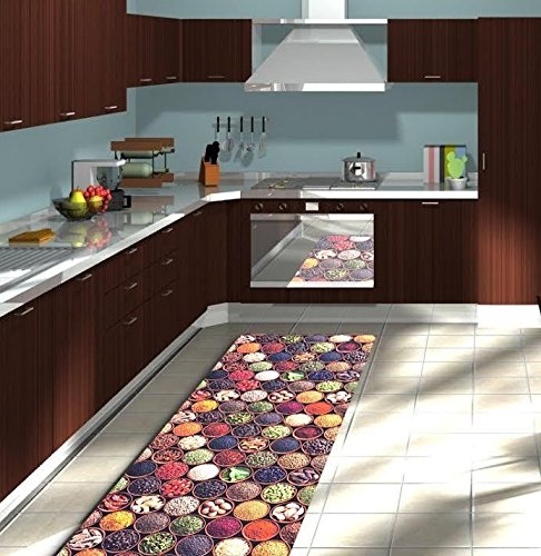 Tappeto per la Cucina – Tappeti Moderni – La migliore e più ampia ...