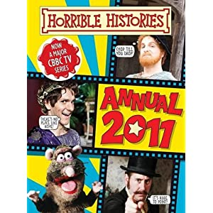 2011 (Horrible Histories) [Hardcover]