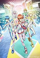 男性アイドルアニメ「ドリフェス!」BD全6巻の予約開始