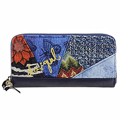 Desigual ZIP AROUND ELECTRA, Portefeuille Femme