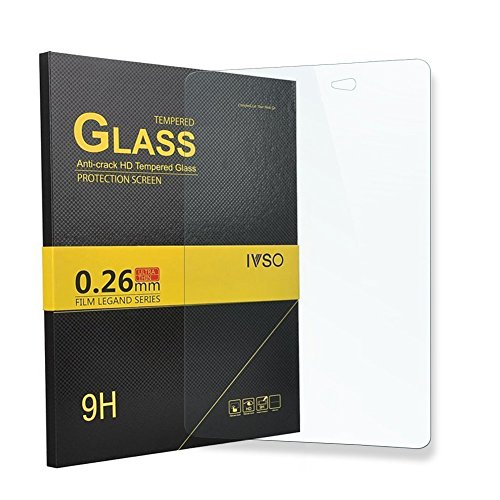 IVSO Premium Tempered-Glass Screen Protector for Samsung Galaxy tab A 10.1 2016 T580N/T585N Tablet (Tempered-Glass - 1 Pack)