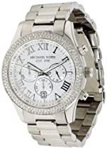 Michael Kors Watches Layton (Silver)
