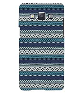 PrintDhaba Pattern D-5209 Back Case Cover for SAMSUNG GALAXY A5 (Multi-Coloured)