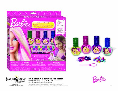 Barbie Hair Chox and Beading Kit - 1